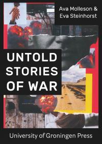 Cover for Untold Stories of War